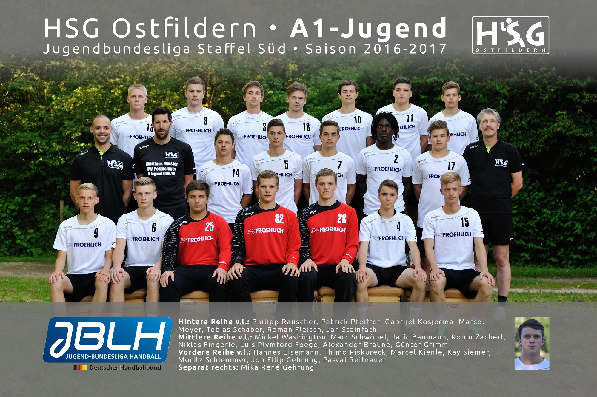 A1 Jugend-Bundesliga